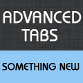 More about Advanced Tabs