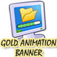More about Gold Animation Banner