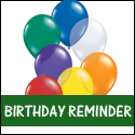 More about Birthday Reminder