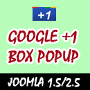 More about Google Plus Popup Box