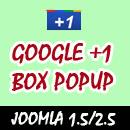 More about Google Plus Popup Box