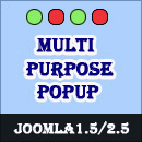 More about Multi Purpose Popup